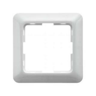 berker 101109 rahmen modul 2 polarwei gl nzend 1fach 5. Black Bedroom Furniture Sets. Home Design Ideas