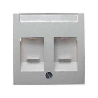 berker 11811909 zentralst ck mit staubschutzschiebern und. Black Bedroom Furniture Sets. Home Design Ideas