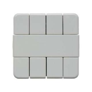 berker 75164119 tastsensor 4fach modul 2 polarwei gl nze. Black Bedroom Furniture Sets. Home Design Ideas