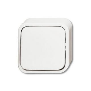 busch jaeger 2601 7 ap kreuzschalter ap 12 71. Black Bedroom Furniture Sets. Home Design Ideas