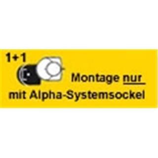 Alpha Regler Heizen Kühlen Komfort AR HK 4010K N 110565 Neu 24V