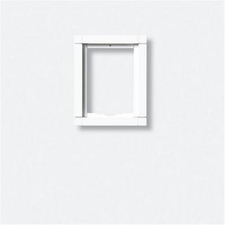 siedle 18127 kr 611 1 1 0 gm kombirahmen 53 33. Black Bedroom Furniture Sets. Home Design Ideas