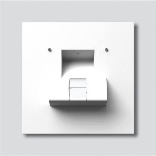 siedle fpm 611 02 w fingerprint modul in wei 774 17. Black Bedroom Furniture Sets. Home Design Ideas
