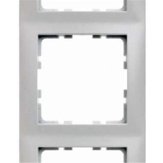 berker 10159909 rahmen berker s 1 polarwei matt 5fach 10 92. Black Bedroom Furniture Sets. Home Design Ideas