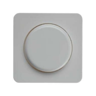 berker 113709 zentralst ck mit regulierknopf f r drehdimmer. Black Bedroom Furniture Sets. Home Design Ideas