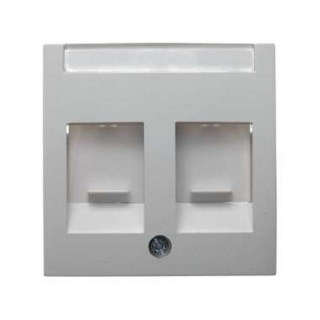 berker 11811909 zentralst ck mit staubschutzschiebern und beschr. Black Bedroom Furniture Sets. Home Design Ideas