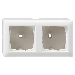 gira 006203 ap geh use 2f rahmen standard 55 reinwei 1. Black Bedroom Furniture Sets. Home Design Ideas