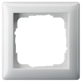gira 021103 abdeckrahmen 1f standard 55 reinwei 1 32. Black Bedroom Furniture Sets. Home Design Ideas