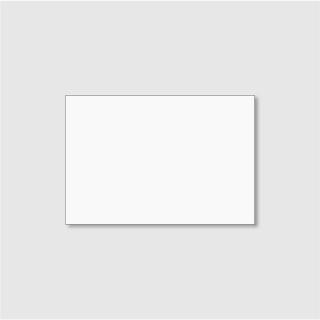 siedle tm 611 2 schrifteinlage f r namensschild in wei 2. Black Bedroom Furniture Sets. Home Design Ideas